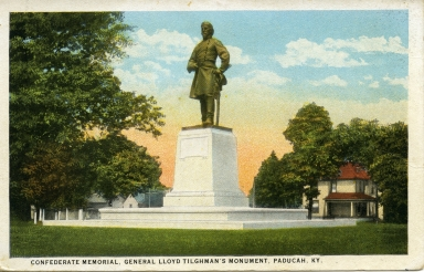 General Lloyd Tilghman Monument