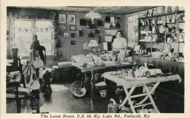 The Loom Room on Highway 68 at Paducah (KY)