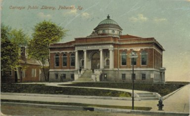 Carnegie Public Library-Paducah, Ky.