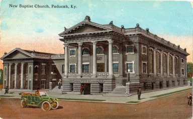 New Baptist Church, Paducah, KY
