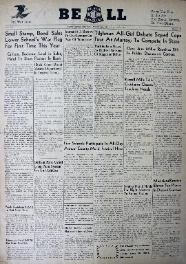 Tilghman Bell - April 6, 1945