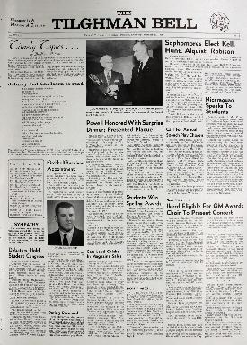 Tilghman Bell - February 13, 1959