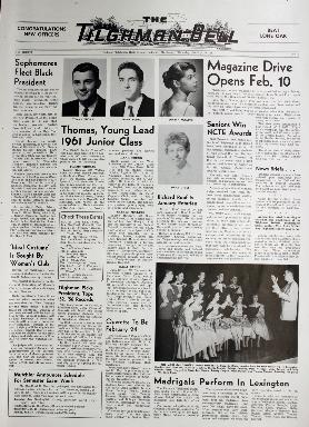Tilghman Bell - January 19, 1961