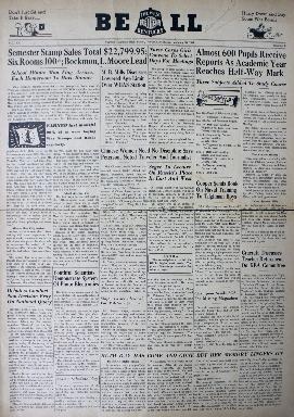 Tilghman Bell - January 26, 1945