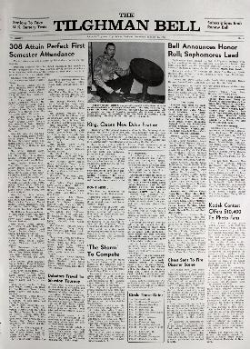 Tilghman Bell - January 30, 1959