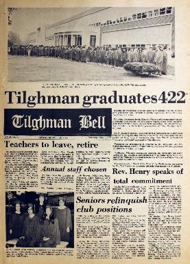 Tilghman Bell - June 1, 1972