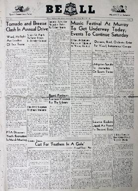 Tilghman Bell - March 22, 1946