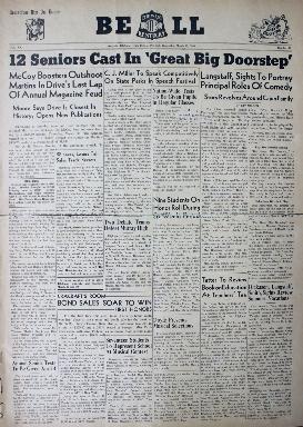Tilghman Bell - March 23, 1945