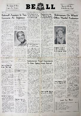 Tilghman Bell - March 25, 1949