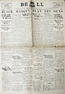 Tilghman Bell - March 6, 1936