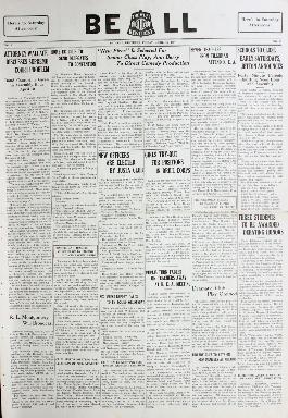 Tilghman Bell - April 16, 1937