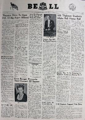 Tilghman Bell - February 8, 1952