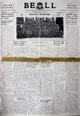 Tilghman Bell - May 27, 1942