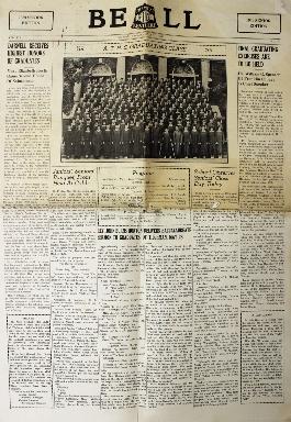 Tilghman Bell - May 31, 1939