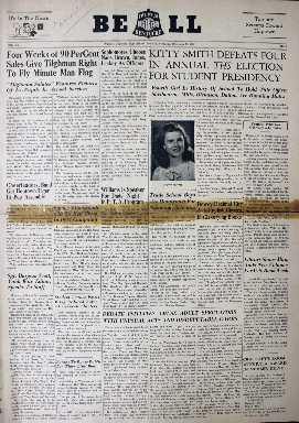 Tilghman Bell - November 17, 1944