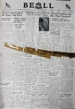 Tilghman Bell - November 19, 1941