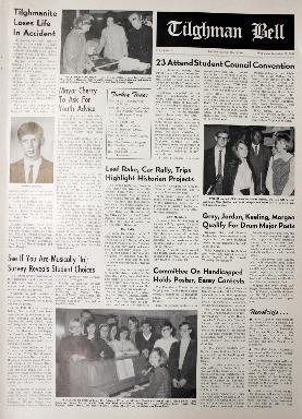 Tilghman Bell - November 22, 1967