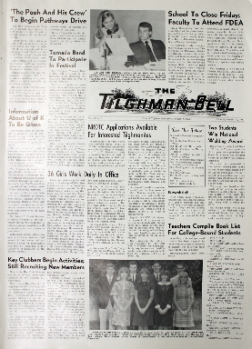 Tilghman Bell - October 12, 1967