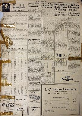 Tilghman Bell - October 5, 1943