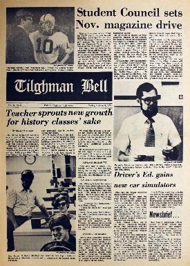 Tilghman Bell - October 6, 1972