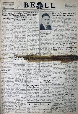 Tilghman Bell - October 9, 1941