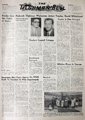Tilghman Bell - September 12, 1969