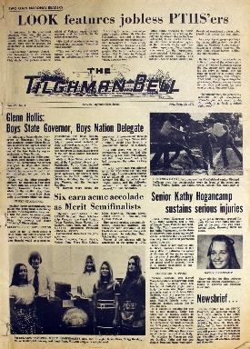 Tilghman Bell - September 24, 1971