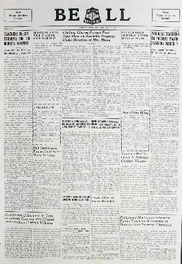 Tilghman Bell - February 25, 1938