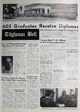 Tilghman Bell - June 3, 1966