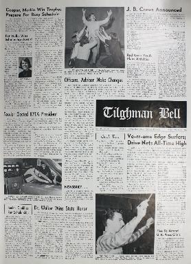 Tilghman Bell - March 4, 1966