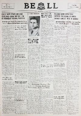 Tilghman Bell - March 25, 1938