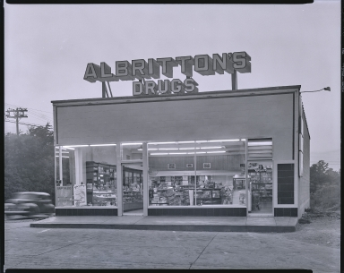 Albritton's Drugstore