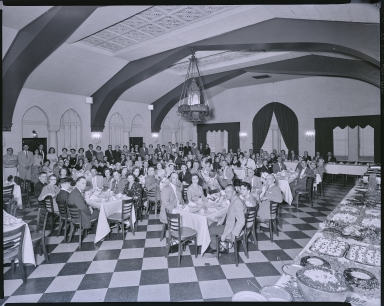 Brotherhood of Railroad Clerks Banquet