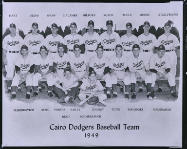 Cairo Dodgers Baseball Team