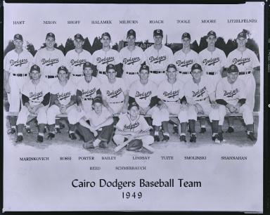 Cairo Dodgers Baseball Team
