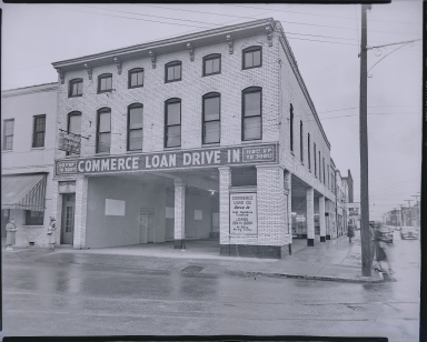 Commerce Loan Drive In