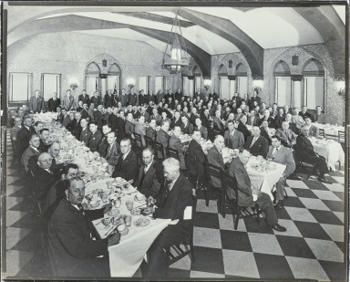 Illinois Central Railroad Banquet