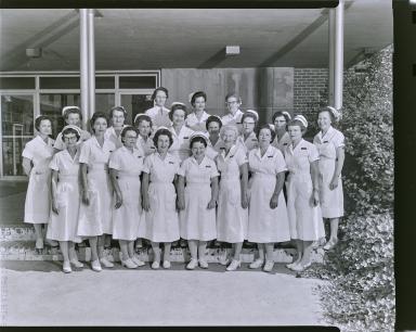 Nurses, Western Baptist
