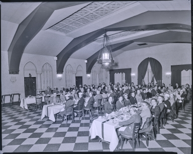 A Banquet at the Hotel Irvin Cobb