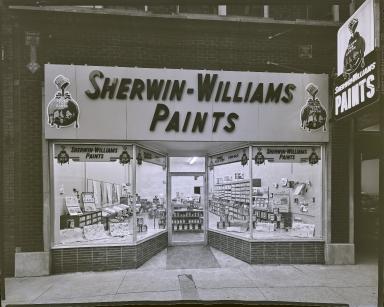Serwin Williams