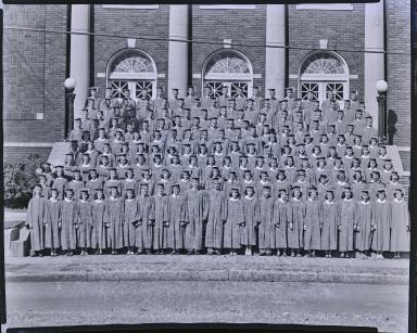 1951 Tilghman Seniors