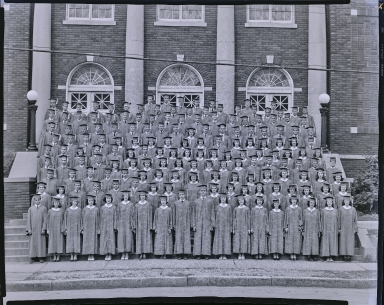 1952 Tilghman Seniors