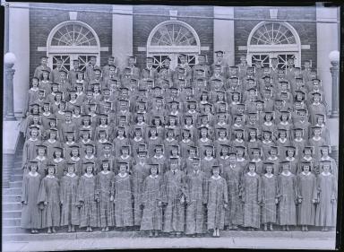 1953 Tilghman Seniors