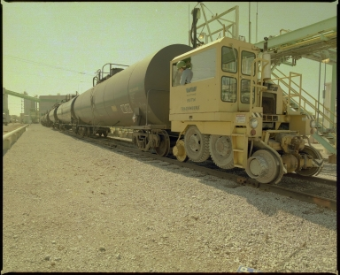 Air Products and Chemicals, Tank Car