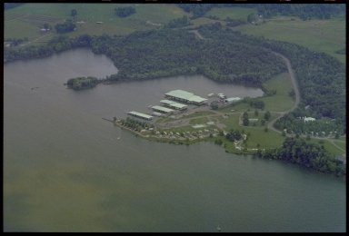 Lakes and Rivers in Western Kentucky, Marina