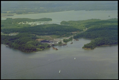 Lakes and Rivers in Western Kentucky, Harbor