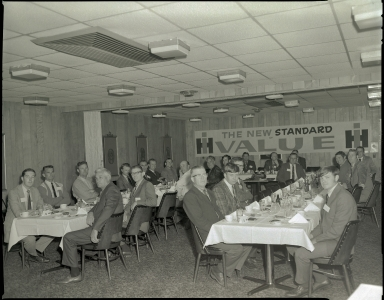 Bandeis Machine Company, Luncheon