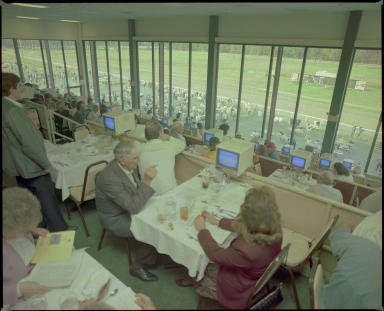 The Clubhouse at Bluegrass Downs
