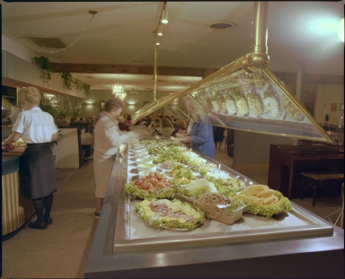 Salad Bar at the Pines