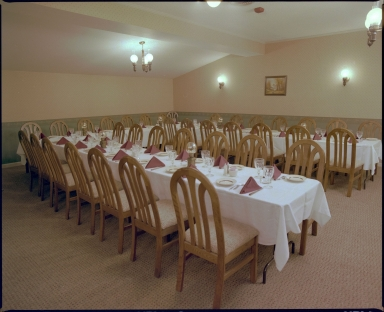 Dining Room at the Pines